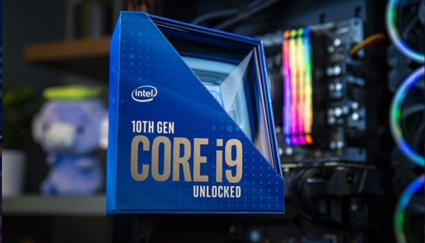 Intel's 'Comet Lake-S' 10th-gen Core CPUs hit 10 cores and 5.3GHz speeds