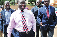 'Stressed' Kazinda fails to appear in court for trial