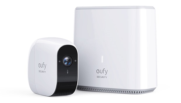EufyCam E review: Onboard storage sets this familiar-looking security camera apart