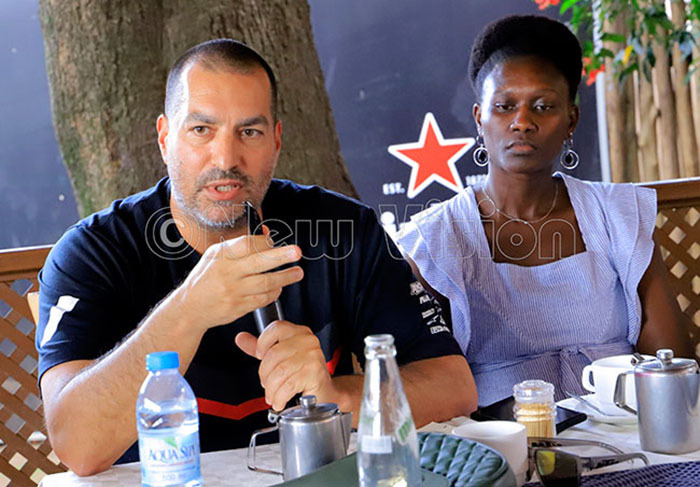 arak rland makes a point during the stakeholders meeting that discussed the breakaway
