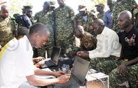 2,900 AMISOM troops register for National IDs