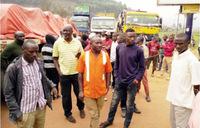 Border saga: Rwanda passengers blocked