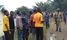 Police douse striking Fort Portal students with tear gas