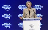 British PM says Trump 'recognises importance of NATO'