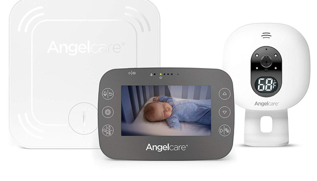 Angelcare Baby Breathing Monitor with Video review: An easy way to ensure your child's sleep safety