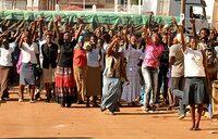 Darling factory workers go on strike