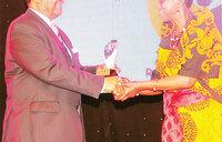 Frances Kuka wins Lifetime Achiever at Tumaini awards