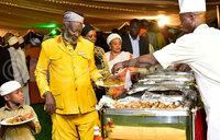 Centenary Bank serves Iftar dinner