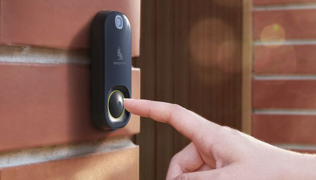 Kangaroo's $20 Doorbell Camera lets you keep an eye on your doorstep