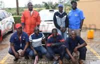 Omar Mayanja wins Mbarara Rally