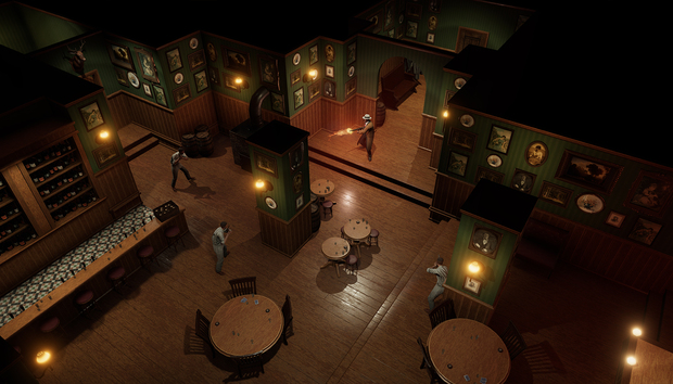 Empire of Sin preview: This mob strategy game blends real-time and turn-based in exciting ways