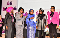 Women leaders discuss inclusion, economic growth