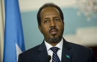 Somali president congratulates Kenyatta