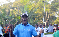 Otile faces classy field as Uganda Open starts