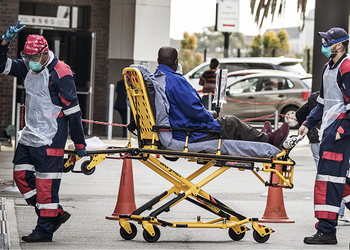 Virus Surge Sparks S.Africa Curfew And Spain Lockdown