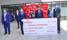 Prudential Uganda donates sh300m for COVID-19 food relief