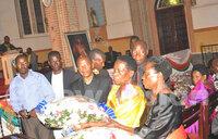 Archbishop Lwanga eulogises Muyingo's mother