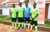 Kajjansi United target Big League after landing corporate sponsorship