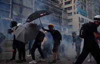Five questions, answers on what is happening in Hong Kong