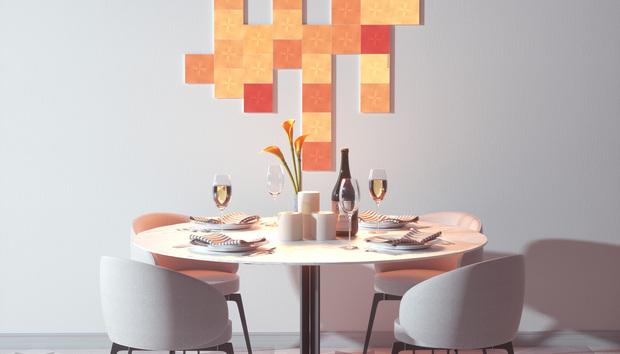 Nanoleaf Canvas Smart Light Squares review: Nanoleaf's wall lighting goes touch-sensitive
