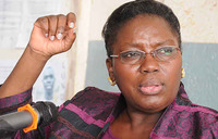 Be patriotic, Kadaga tells Ugandans in the diaspora