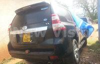 Mbarara businessman knocks cyclist dead