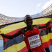 Stephen Kiprotich wins gold in Moscow