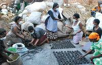 Zalwango unveils the treasure in garbage to Nakulabye women