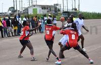 Prisons are women handball champions