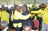 NRM CEC rejects Rwabwogo candidature