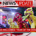 How China welcome year of the dog