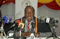 I will not resign, says Kiggundu
