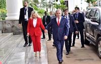 Israeli PM Netanyahu's visit to Uganda