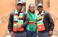 Zimbabwe twins are here for Kampala Twins Festival