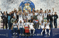 Bale breaks Liverpool hearts as Real Madrid win Champions League
