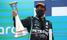 'In a daze' Hamilton sweeps to record-breaking win in Spain