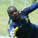 Onyango allays fears following head injury
