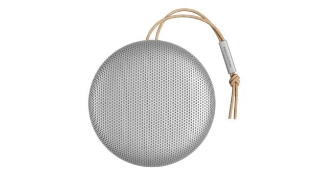 Bang & Olufsen's second-generation Beosound A1 Bluetooth speaker gets onboard Alexa