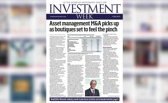 Investment Week - 6 May 2019 digital edition