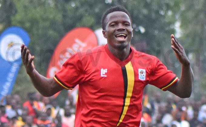 iane ekajugo was also among the goals for ganda hoto by ichard anya