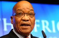 S.Africa's Zuma bats away graft inquiry questions