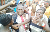 FDC supporters storm Jinja streets after Nabeta ouster