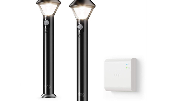 Ring Smart Lighting Pathlight starter kit review: Security lighting on the cheap—except for all those batteries