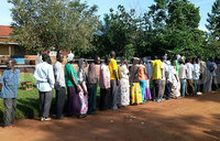 Voting under way in Kagoma by-election