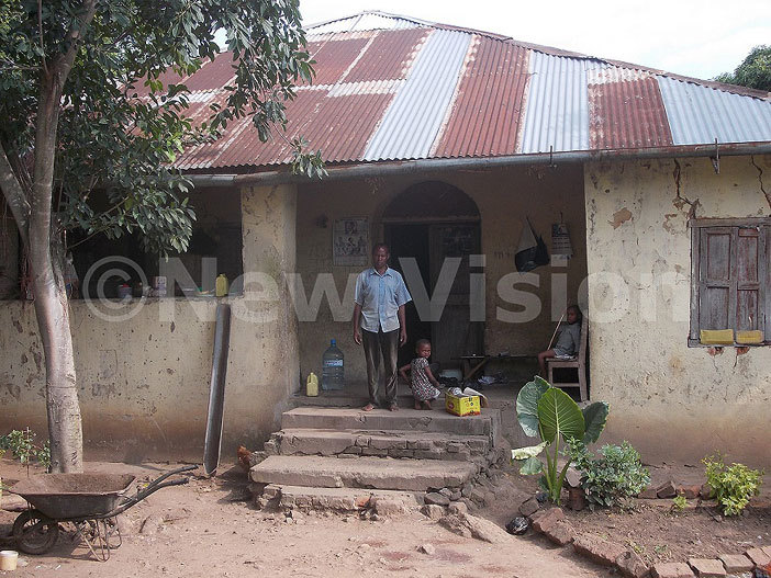 ambali and his children are now the custodians of the old akungulu residence