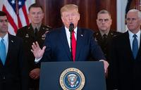 Iraq warns of 'collapse' if Trump blocks oil cash