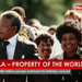 How Nelson Mandela became property of the world