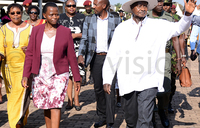 Museveni cautions ghetto youth to listen to NRM