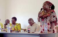 Bulambuli Woman MP thrown out of LC1 meeting