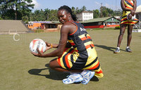 She Cranes star Lillian Ajio retires from national team